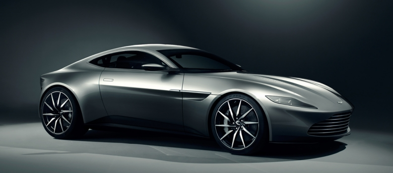 James Bond's Aston Martin DB10 Comes To The Capital