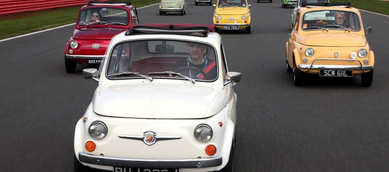 Car clubs ensure London's free-to-view motor show is a classic