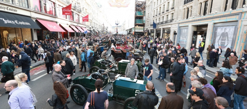 Regent Street Motor Show to return 31 OCTOBER 2015