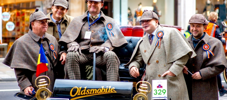 Regent Street Motor Show is a must for dedicated followers of fashion