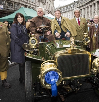 Capital city celebrates the past, present and future of the car