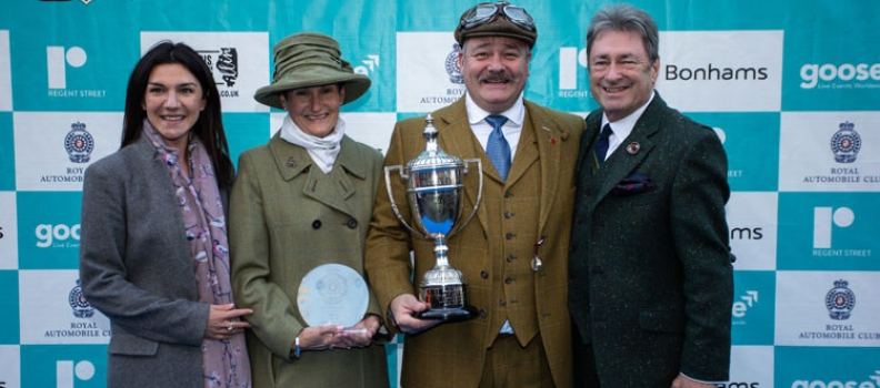 Alan Titchmarsh returns to present prizes on Regent Street